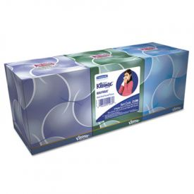 Kleenex® BOUTIQUE* Anti-Viral Facial Tissue, 3Ply