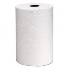 Scott® Hard Roll Towels, 8 x 800ft, White