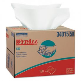 WypAll* X60 Wipers, 12 1/2 x 16 7/8