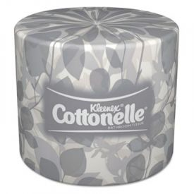 Cottonelle® 2-Ply Bathroom Tissue, 451 Sheets/Roll
