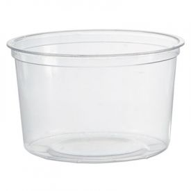 WNA Deli Containers, Clear, 16oz
