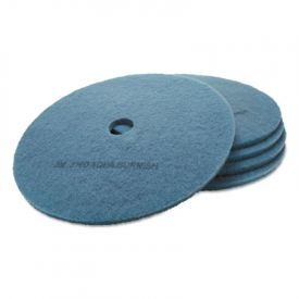 3M Aqua Burnish Floor Pads 3100, 27-Inch, Aqua