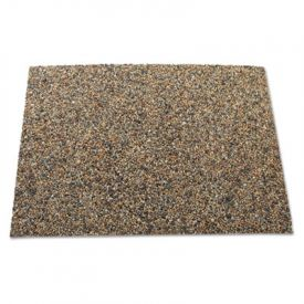 Rubbermaid® Commercial Landmark Series Aggregate Panel, Stone & River Rock Width 15 7/10
