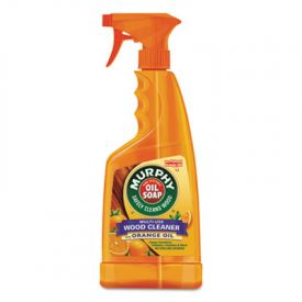 Murphy® Oil Soap Spray Formula, All-Purpose, Orange, 22 oz Spray Bottle