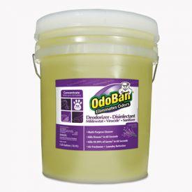 OdoBan® RTU Odor Eliminator, Lavender Scent, 5gal Pail