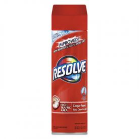 RESOLVE® High Traffic Foam Carpet and Upholstery Cleaner, 22 oz Aerosol