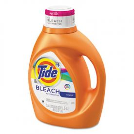 Tide® Liquid Laundry Detergent plus Bleach Alternative, 69 oz Bottle