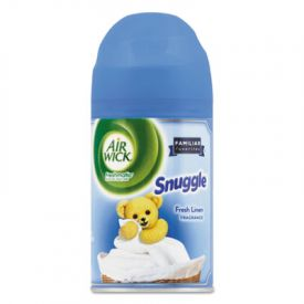 Air Wick® FreshMatic Ultra Automatic Spray Refills, Snuggle Fresh, 6.17oz