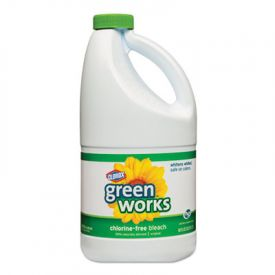 Green Works® Chlorine-Free Bleach, 60oz Bottle