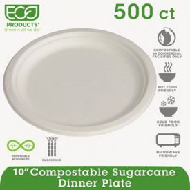 Eco-Products® Sugarcane, 10