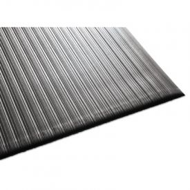 Guardian Air Step Anti-Fatigue Mat, Polypropylene, 36 x 60, Black