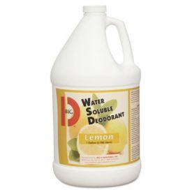 Big D Industries Water-Soluble Deodorant, Lemon Scent, 1 gal.s