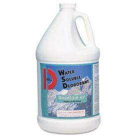 Big D Industries Water-Soluble Deodorant, Mountain Air, 1 Gal