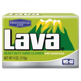 Lava® Hand Soap, Unscented Bar, 4 oz