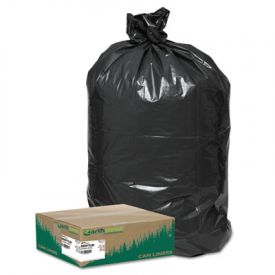 Earthsense; Linear LD Large Trash and Yard Bags, 32.5 x 40, 33 Gal, .9 mil