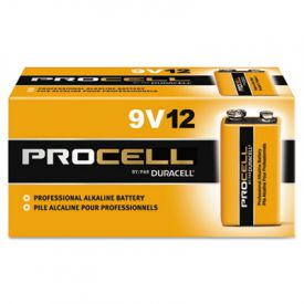 Duracell® Procell® Alkaline Batteries, 9V