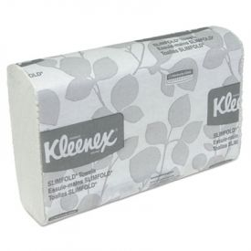 Kleenex® Folded Paper Towels, 7 1/2 x 11 3/5