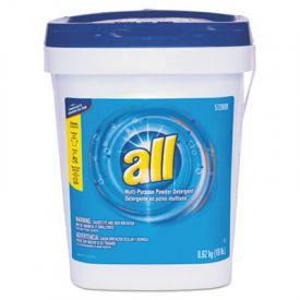 All® All-Purpose Powder Detergent, Citrus Scent, 19 lb Box