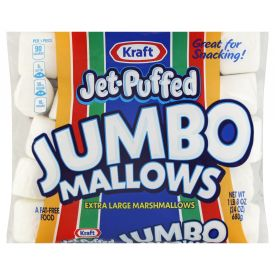 Kraft Jet-Puffed Jumbo Marshmallows 1.5lb.