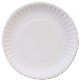 Dixie Basic™ Paper Dinnerware, Plates, White, 6