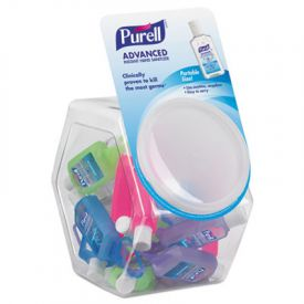 PURELL® Advanced Instant Hand Sanitizer Gel, Jelly Wrap Bracelet 1 oz