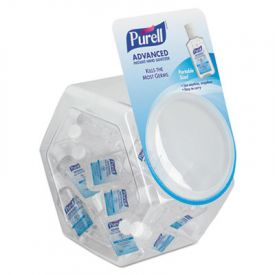 PURELL® Advanced Instant Hand Sanitizer Gel 1oz Flip-Cap Clean Scent