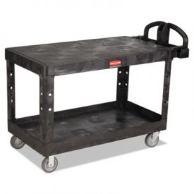 Rubbermaid® Commercial HD Utility Cart, 500-lb Cap. 25 1/4 x 54 x 36