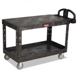Rubbermaid® Commercial HD Utility Cart, 500-lb Cap. 25 1/4 x 54 x 36