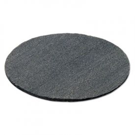 GMT Radial Steel Wool Floor Pads, Grade 0 (fine): Clean & Polish, 19