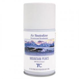 TC® Standard Aerosol Air Freshener Refill, Mountain Peaks, 6oz