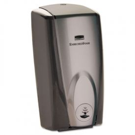TC® AutoFoam Touch-Free Dispenser, 1100ML, Black/Gray Pearl