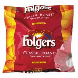 Folgers® Filter Packs, Classic Roast, .9 oz