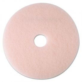 3M Eraser Burnish Floor Pads 3600, 27-Inch, Pink