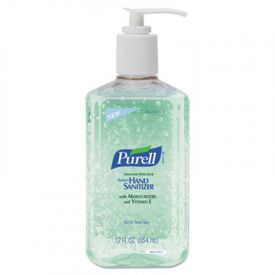 PURELL® Advanced Instant Hand Sanitizer with Aloe 12oz Pump Bottle **Unavailable until End of March**