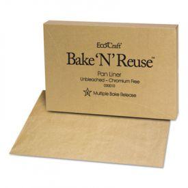 Bagcraft Papercon® Bake 'N' Reuse Pan Liner, 16 3/8 x 24 3/8