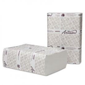 Tork Paper® Artisan; Folded Towels, Multi-Fold, 9 1/2 x 9 1/8