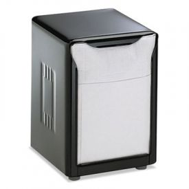 San Jamar® Tabletop Napkin Dispenser, Low Fold, Cap.: 150