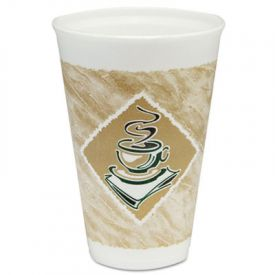 Dart® Café G Foam Hot/Cold Cups,16 oz