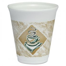 Dart® Café G Foam Hot/Cold Cups, 8 oz