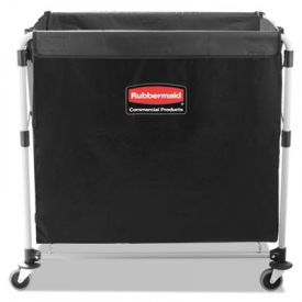 Rubbermaid® Commercial Collapsible X-Cart, 8 Bushel Cart