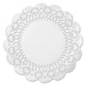 Hoffmaster® Doilies, Round, 12