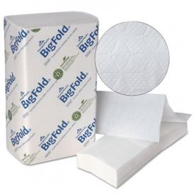 Georgia Pacific® Professional BigFold; Paper Towels, 10 1/5 x 10 4/5