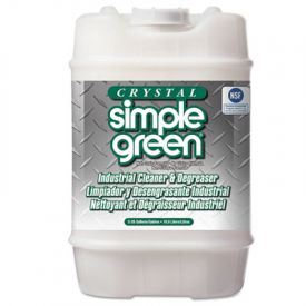 Simplegreen® All-Purpose Industrial Cleaner/Degreaser, 5gal, Pail