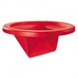San Jamar® KatchAll Flatware Retrievers, Round, 22 1/4