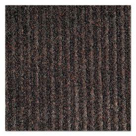 Crown Needle-Rib™ Wiper/Scraper Mat, Polypropylene, 36 x 48, Brown