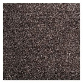 Crown Rely-On™ Olefin Indoor Wiper Mat, 48 x 72, Brown/Black