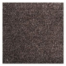 Crown Rely-On™ Olefin Indoor Wiper Mat, 36 x 48, Brown/Black