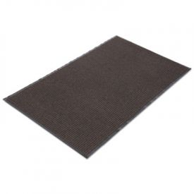Crown Needle-Rib™ Wiper/Scraper Mat, Polypropylene, 36 x 60, Brown