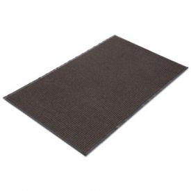 Crown Needle-Rib™ Wiper/Scraper Mat, Polypropylene, 48 x 72, Brown