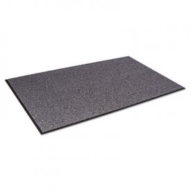 Crown Walk-A-Way™ Indoor Wiper Mat, Olefin, 48 x 72, Gray